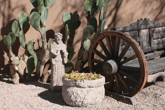 St Francis In Tubac