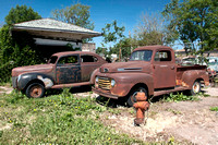 '40's Fords